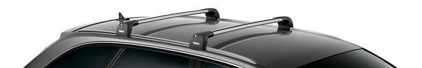 Багажник для автомобилей с интегрированными рейлингами